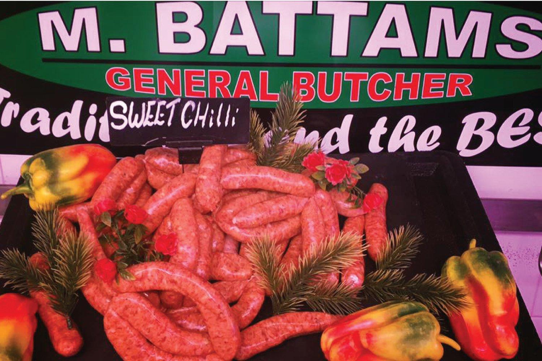 Oswestry Butchers M Battams Butchers Shropshire