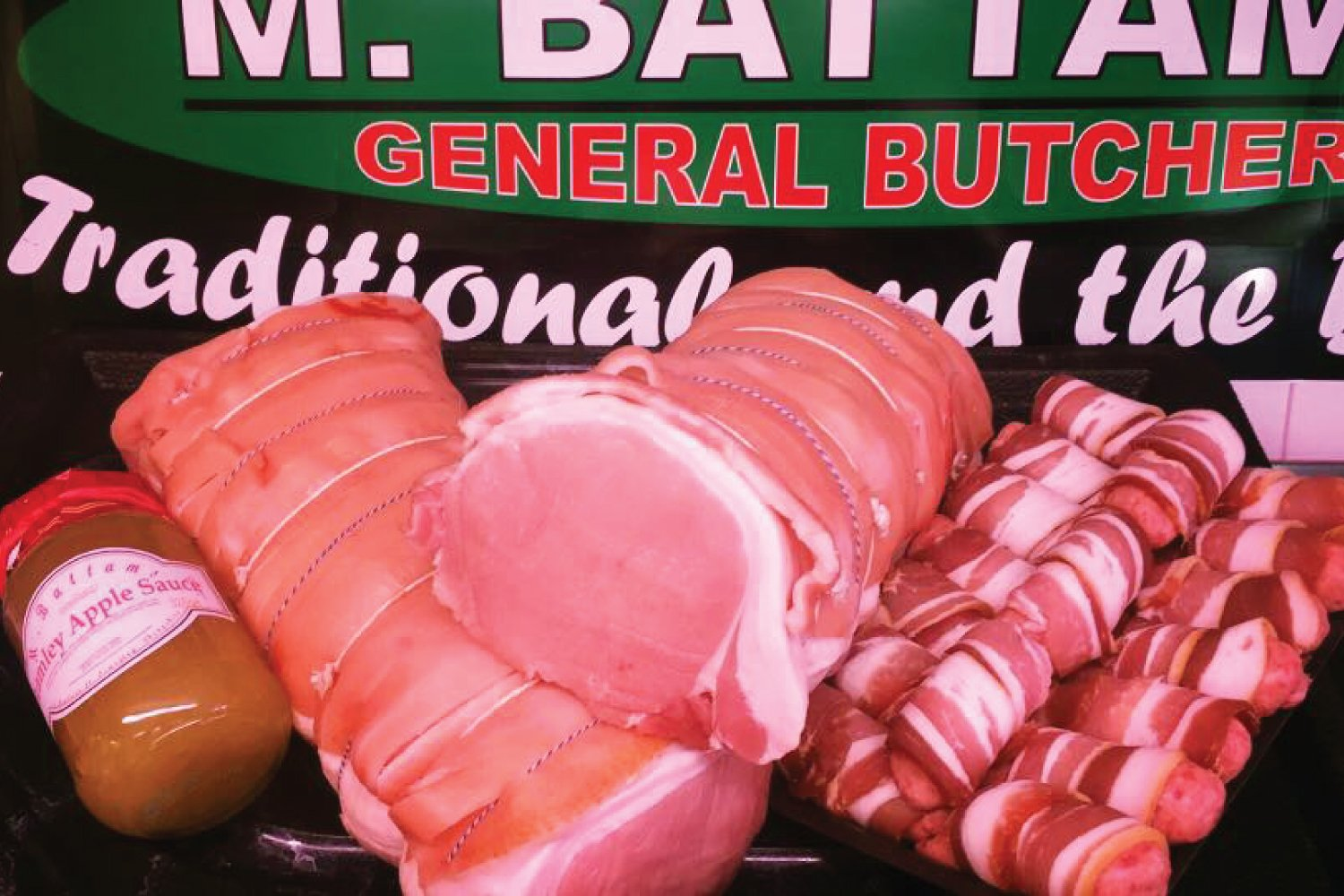 Christmas Meat Offers M Battams Butchers Oswestry Shrophire