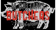 M Battams Butchers Logo