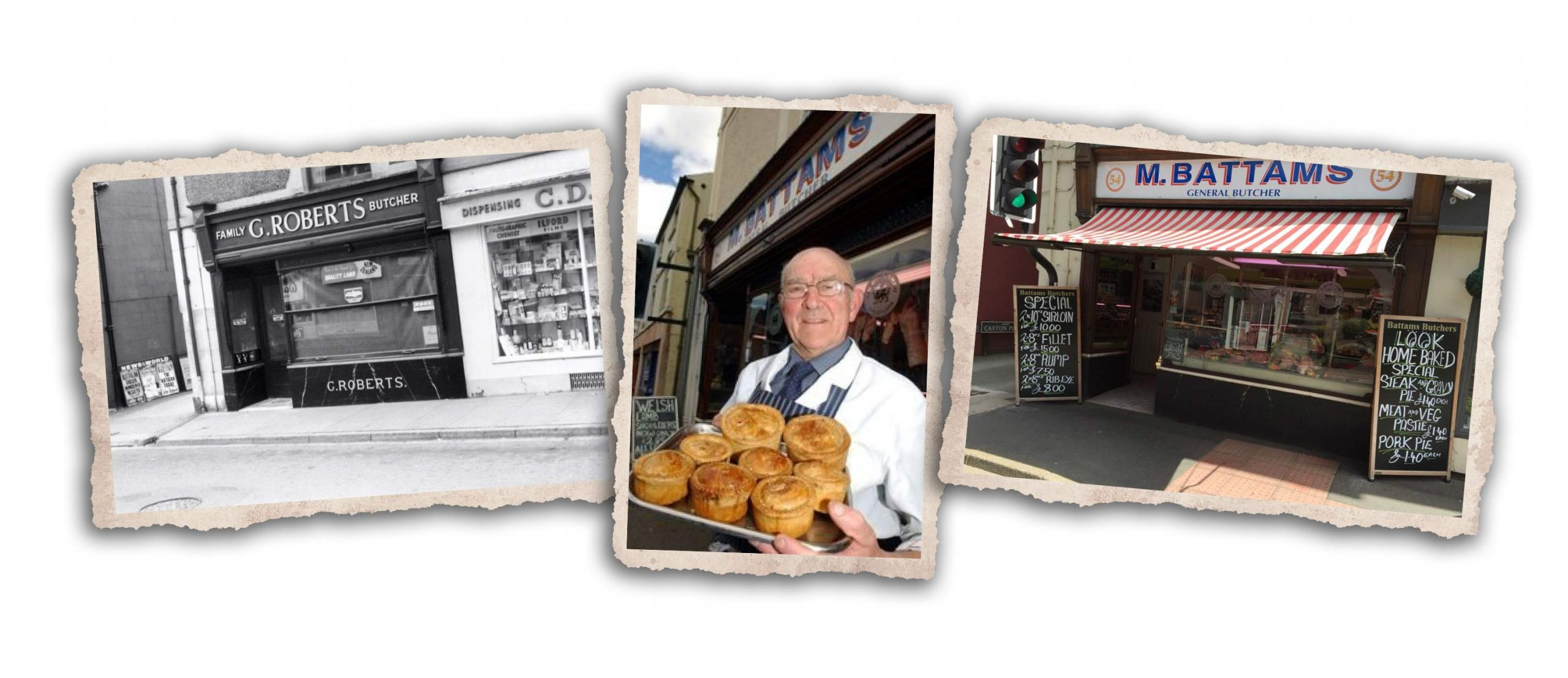 M Battams Butchers Butchers in Oswestry Shropshire