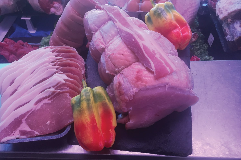Turkey Crown Shropshire Oswestry M Battams Butchers
