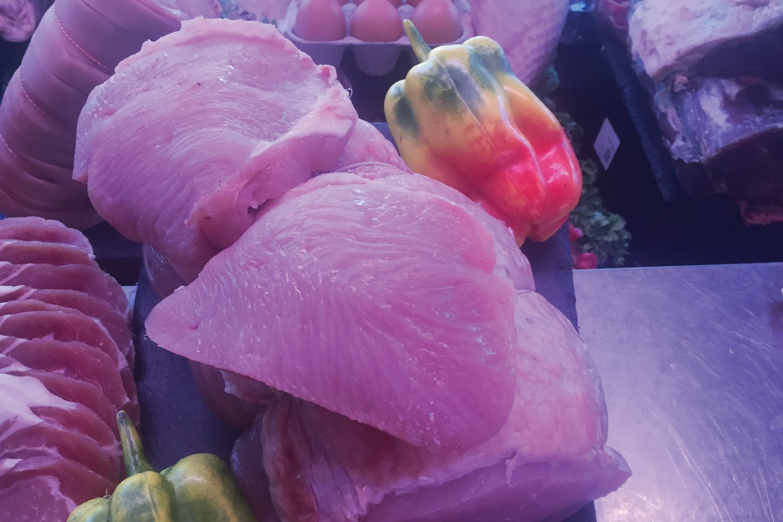 Turkey Steaks Oswestry M Battams Butchers Shropshire