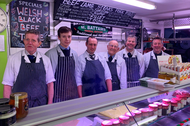 Oswestry Butchers